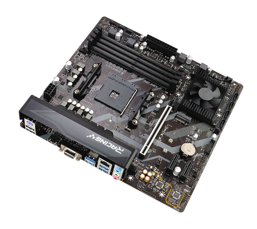 BIOSTAR Rolls Out the Racing X570GT Micro-ATX Motherboard
