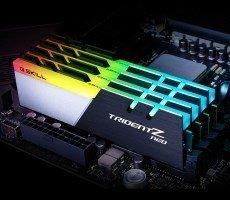 G.Skill Ramps Trident Z Neo DDR4-3800 Memory For AMD Ryzen 3000 X570 Platform