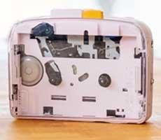 It's OK Bluetooth Cassette Participant Brings Again '80s Portable Audio Goodness