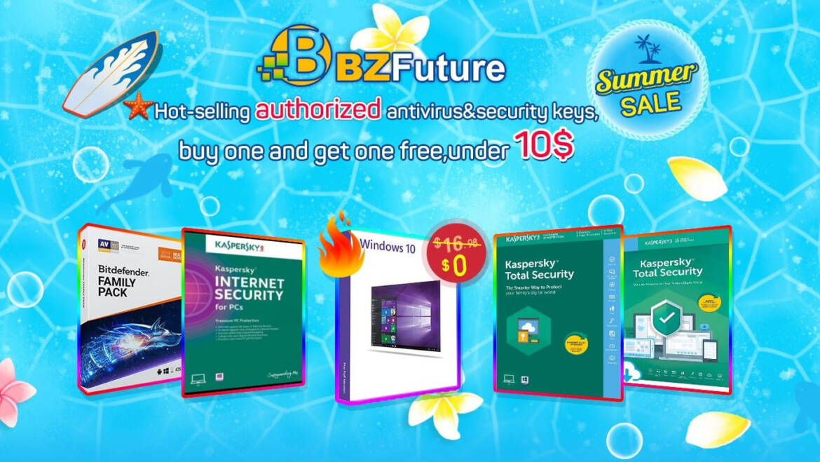 Introducing BZFuture: Authorized Security Software Vendor with Free Windows 10 Under $10