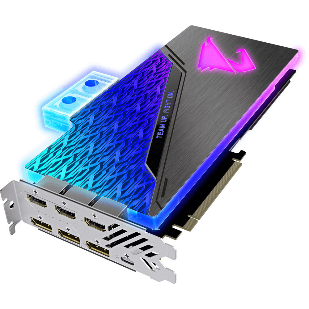 GIGABYTE Rolls Out Aorus GeForce RTX 2080 SUPER WaterForce WB Graphics Card