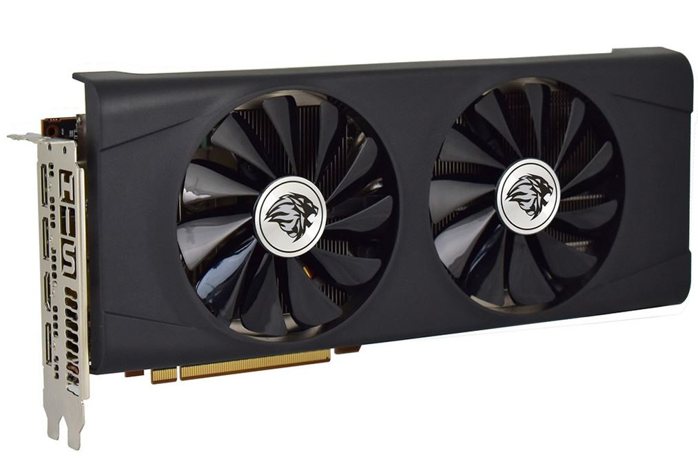 HIS Radeon RX 5700 XT IceQ X2 Graphics Card Pictured