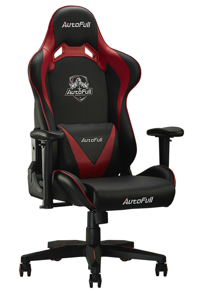 AutoFull Shield AF063BPU Gaming Chair Provides Control and Comfort for Extended Sessions