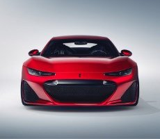 Drako GTE Is A Ferocious Quad-Motor EV With A Staggering 1200HP And 206MPH Top Speed