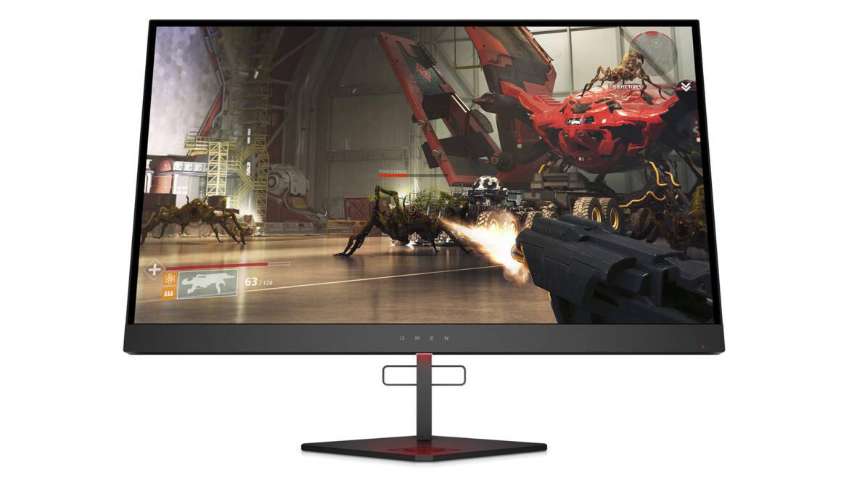 HP Announces the Omen X 27 Gaming Monitor: 27″ TN, 2560 x 1440, 240 Hz, FreeSync 2, HDR