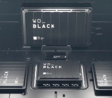 Western Digital Launches WD_Black Arsenal Of External Storage Gear For Gamers
