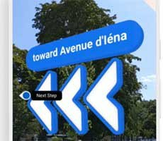 Google Maps Gets AR Instructions And 'Your Locations' Overhaul