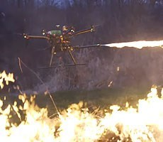 FAA Faithful Asks That You No longer Effect Crispy Flamethrowers And Bombs To Your Non-public Drones