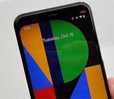 Google Pixel 4 Software Update To Bring Eye Detection For Face Unlock