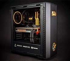 HotHardware's 20th Anniversary Talon Giveaway With Falcon Northwest, AMD And Obsidian!