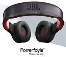 JBL's Innovative Solar-Powered Reflect Eternal Headphones Shine In Crowdfunding Debut