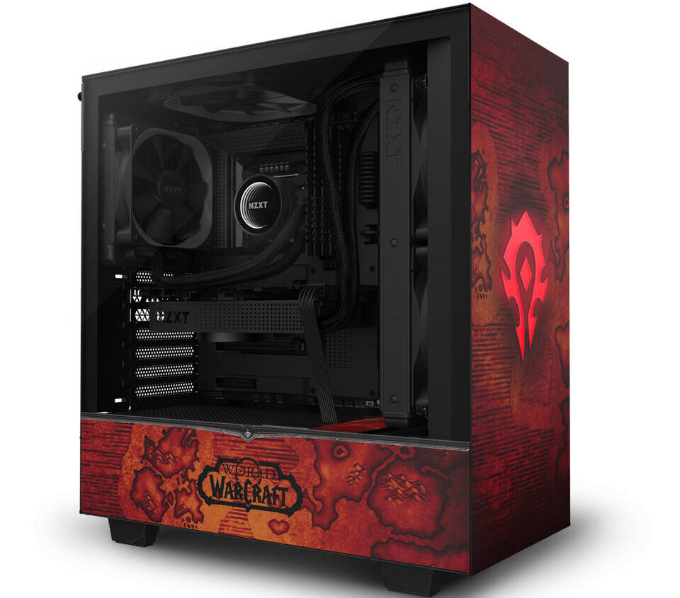 (PR) NZXT Announces World of Warcraft H510 PC Gaming Case