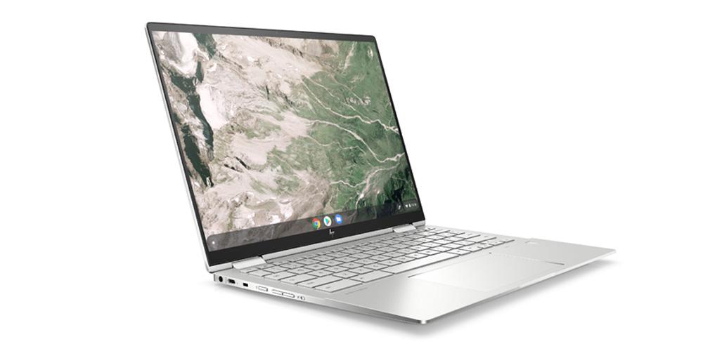 HP Announces New Chromebooks with 10th Gen Intel Core Processors