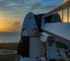 SpaceX Successfully Launches Astronauts Aboard Crew Dragon As America Rejoins The Space Race