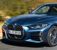 All-New BMW 4 Series Coupe Debuts With Brawny Turbo Engines And A Grille Only A Mother Could Love