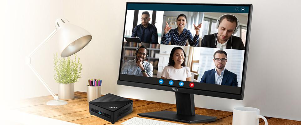 (PR) MSI Announces PRO MP241 Monitor: 24″, 1080p, IPS