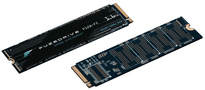 Enmotus, Company Behind Original StoreMI, Launches FuzeDrive NVMe SSD