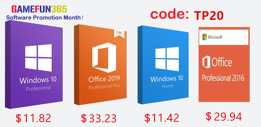 GameFun365 Breaks Cover with Genuine Software Promotions Month