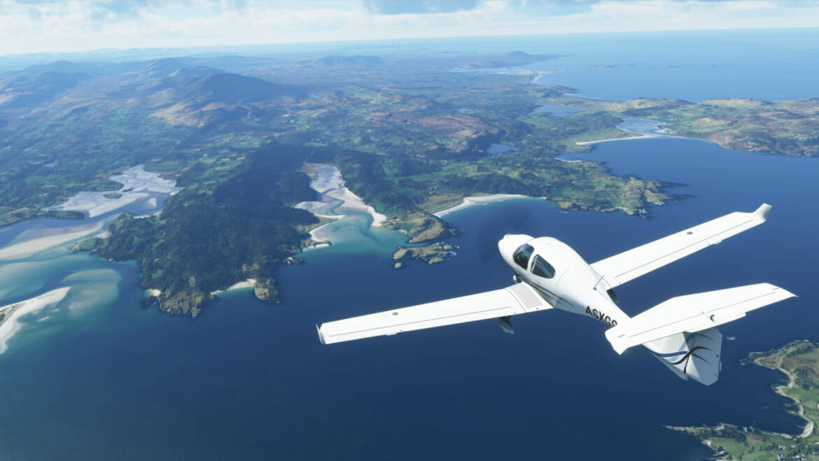 Microsoft Flight Simulator Lands on August 18th in Three Versions