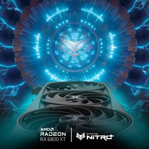 Sapphire Teases Radeon RX 6800 XT NITRO+