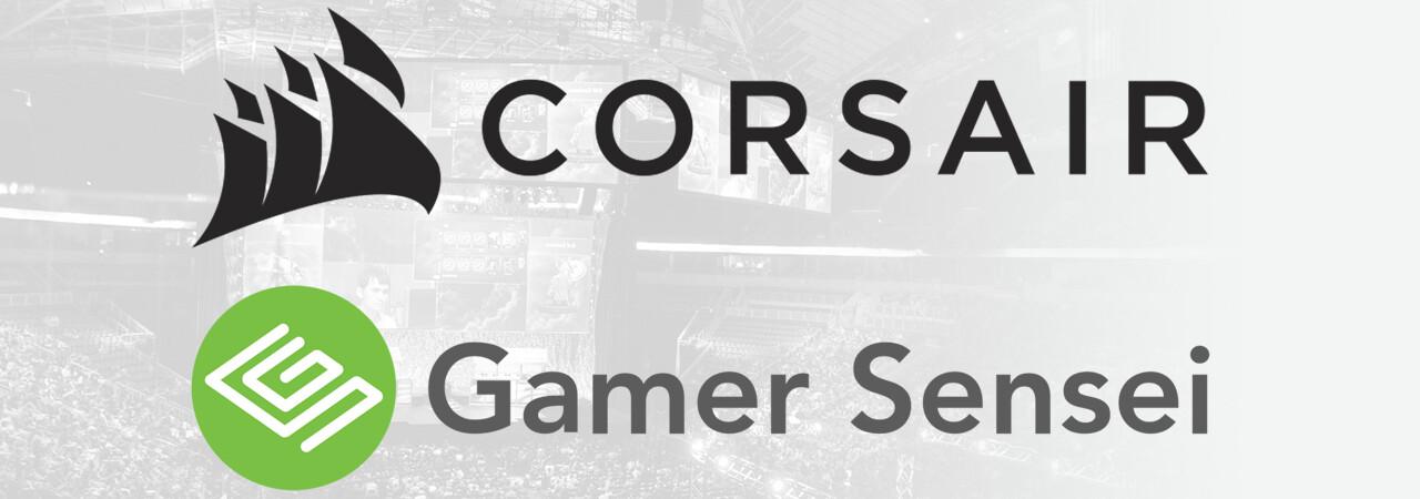 (PR) Take Your Game to The Next Level – CORSAIR Acquires Gamer Sensei