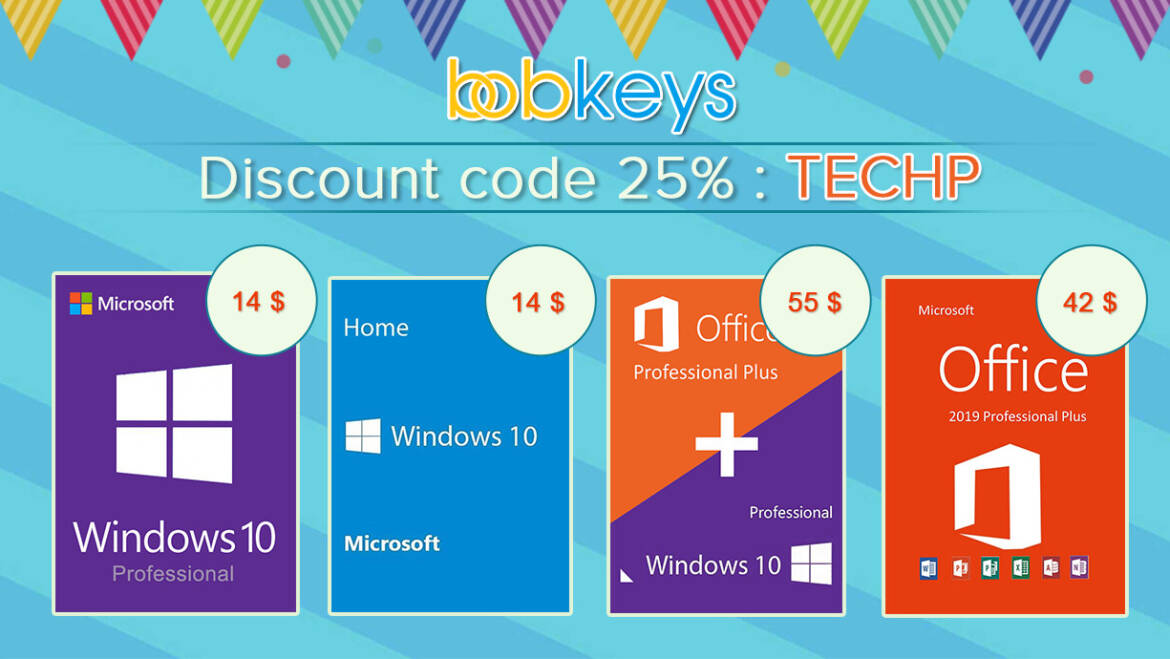 Save Big on Genuine Software for Your Next-Gen Builds with Bobkeys