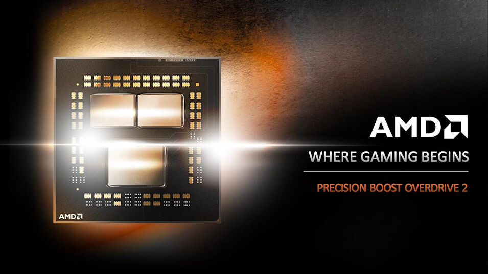 AMD to Introduce Adaptive Undervolting to Precision Boost Overdrive for Ryzen 5000