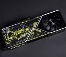 This Sweet Cyberpunk 2077 GeForce RTX 3080 Is Up For Grabs In CD Projekt Red's Latest Contest