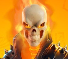 Flaming Hot Ghost Rider Skins Are The Latest Marvel Tie-In For Fortnite
