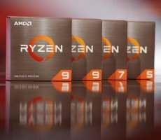 AMD Ryzen 5600X, 5800X And 5900X Blast To Top Of Amazon's Finest-Selling CPU Chart