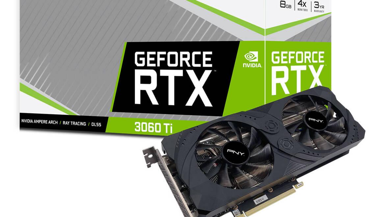 (PR) PNY Announces its GeForce RTX 3060 Ti XLR8 Graphics Cards