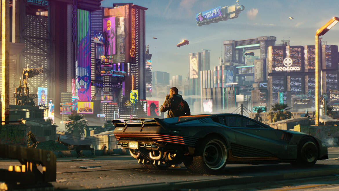 NVIDIA Releases GeForce 460.79 Game Ready Drivers with Cyberpunk 2077 Optimization