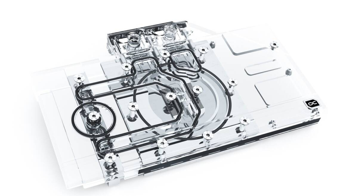 (PR) Alphacool Releases Four New Water Blocks for RTX 3070/3080/3090 GPUs