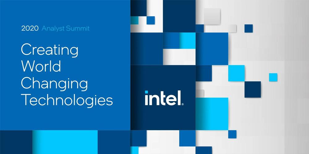 2020 Intel Industry Analyst Summit Highlights