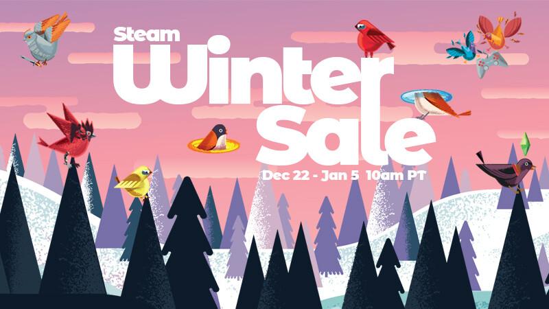 (PR) Steam Winter Sale Has Started