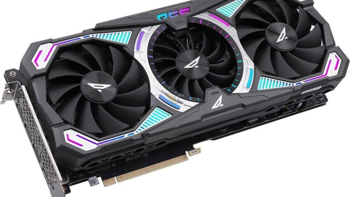ZOTAC Releases GeForce RTX 30-series PGF Graphics Cards in China