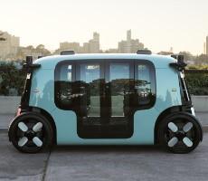 Amazon-Owned Zoox Unveils Futuristic Autonomous Electric Robotaxi