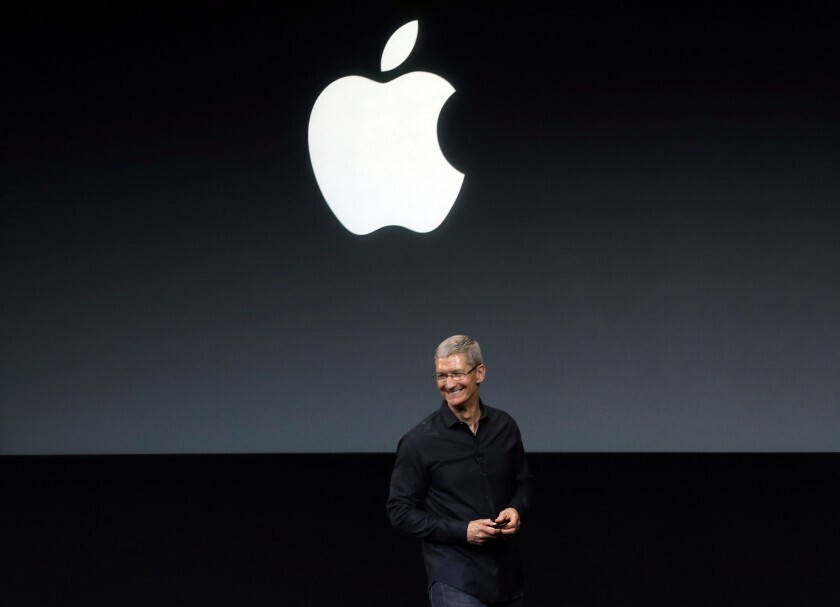 (PR) Apple Reports First Quarter Results