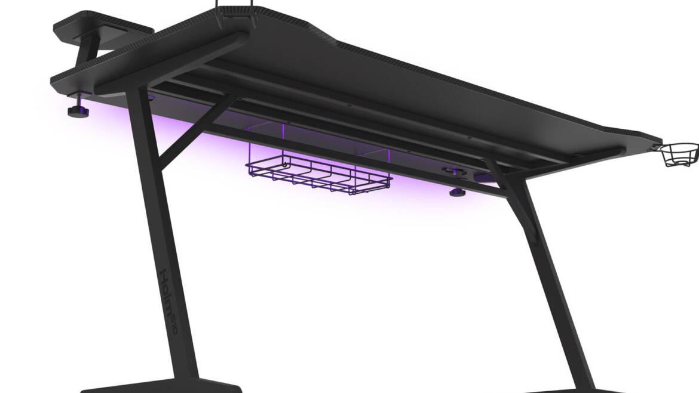 (PR) Genesis Announces HOLM 510 RGB Gaming Desk