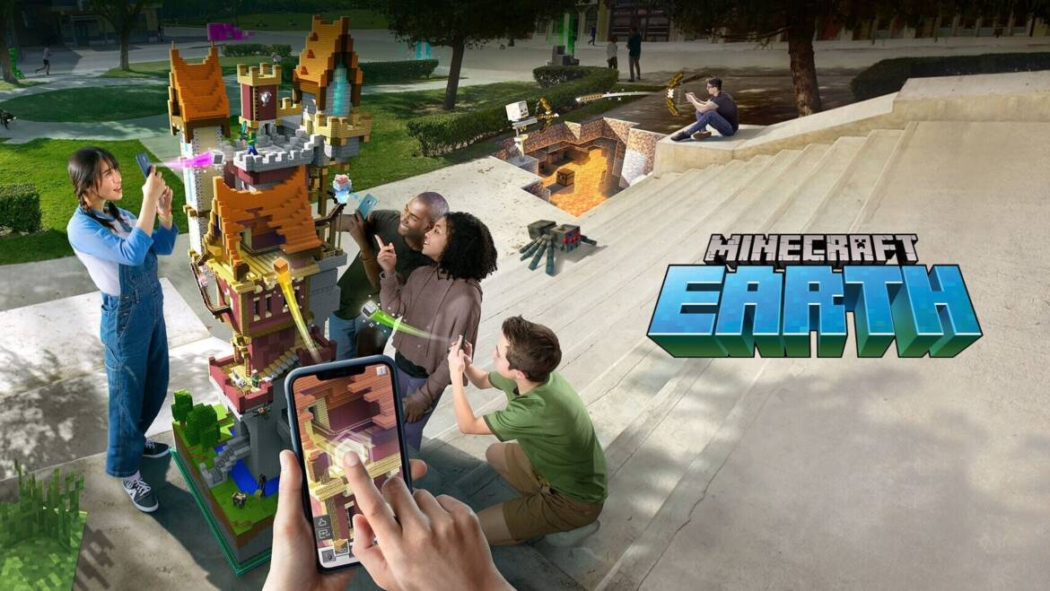Minecraft Earth Set to be Shut Down in June