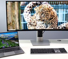 Hands-On With Dell's Innovative Latitude 9420 And Impressive 7090 Ultra Modular PC For CES 2021