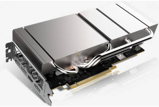 Sapphire Develops a Fanless RX 5700 XT Card for Rack Airflow