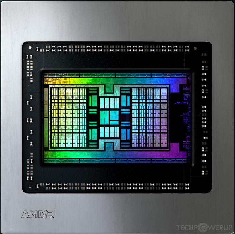 AMD is Allegedly Preparing Navi 31 GPU with Dual 80 CU Chiplet Design