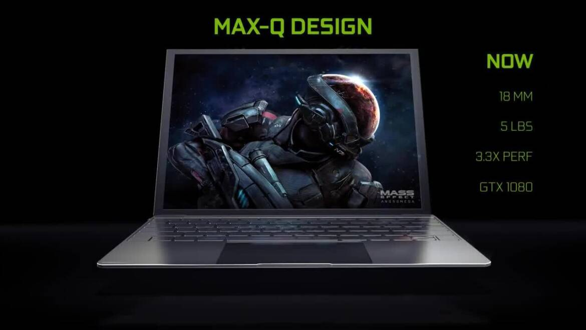 NVIDIA to Drop Max-Q and Max-P Differentiators in Mobile GPU Specifications