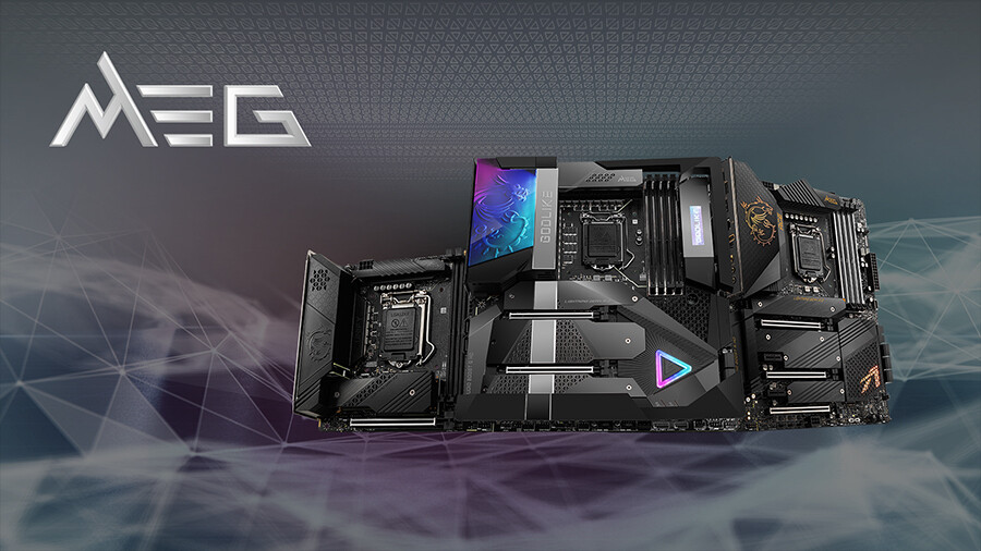 (PR) MSI Officially Launches its Intel 500 Series Motherboards for Rocket Lake-S Processors