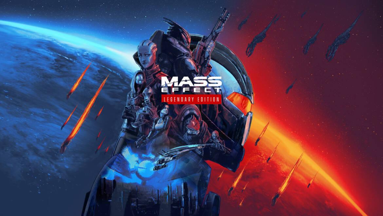 (PR) Mass Effect Legendary Edition Arrives May 14