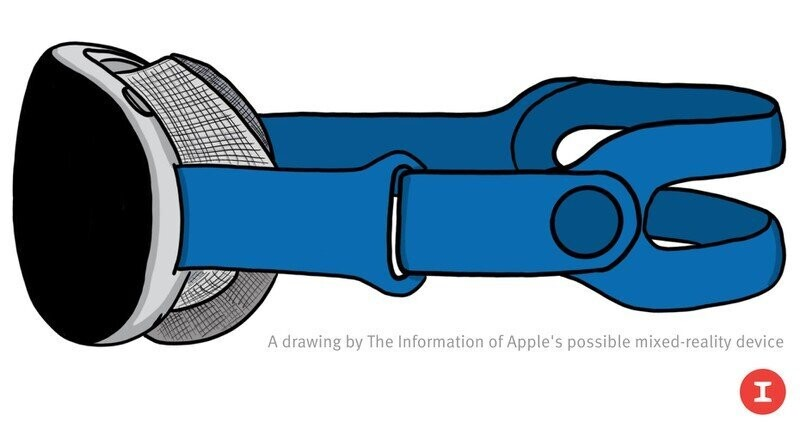 Apple's Rumored Mixed-Reality Headset To Include Dual 8K Displays & Cost 3,000 USD