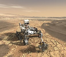 NASA Perseverance Mars Rover Sticks Its Landing, Will Deploy Helicopter Drone To Canvas Surface