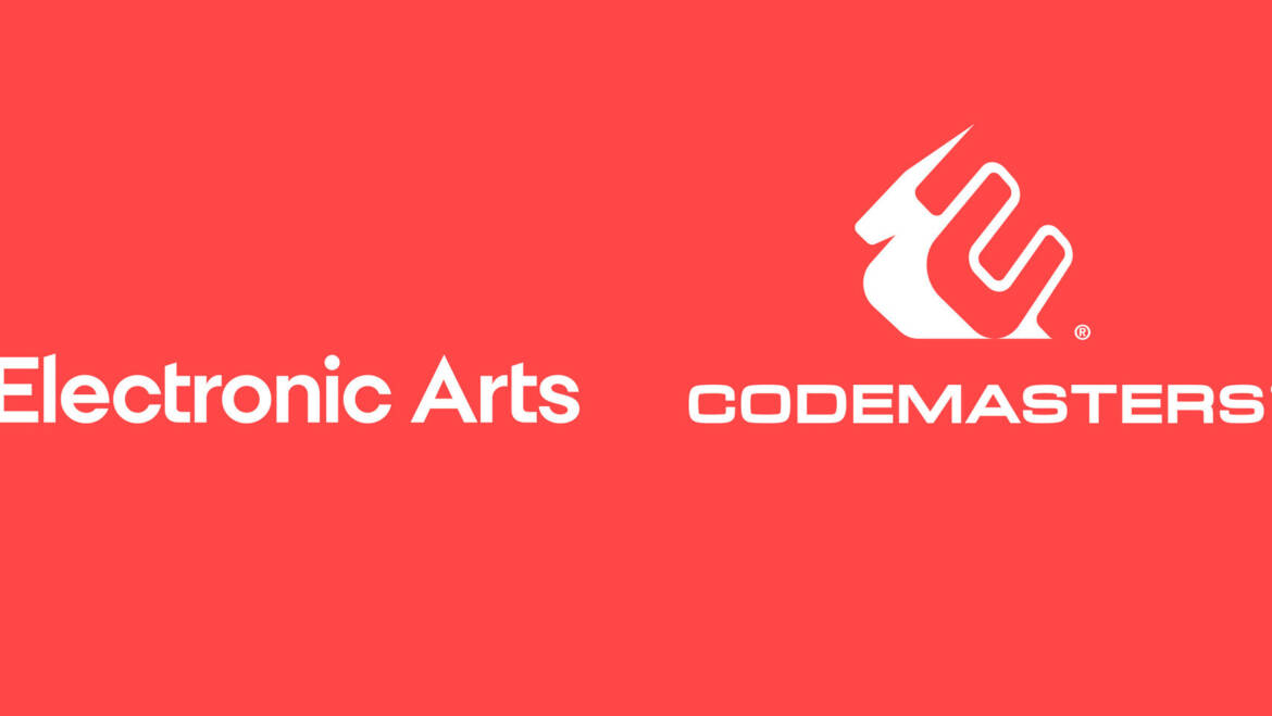 (PR) Electronic Arts and Codemasters Establish a New Global Powerhouse for Racing Videogames & Entertainment