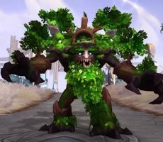 WoW Gamers Will Soon Ride Triumphantly Atop Wandering Ancient Trees And It Looks Awesome